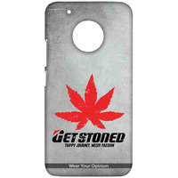 Get Stoned - Sublime Case for Moto G5 Plus