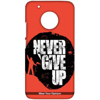 Never give Up - Subl ...
