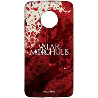 Valar Morghulis - Sublime Case for Moto G5
