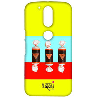 Masaba Cone Candy - Sublime Case for Moto G4 Plus