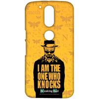 The One who Knocks  - Sublime Case for Moto G4