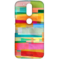 Abstract Fusion - Sublime Case for Moto G4