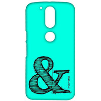 AND Teal - Sublime Case for Moto G4