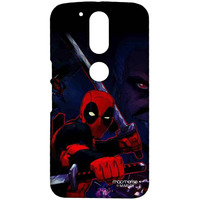 Deadpool Attack - Sublime Case for Moto G4