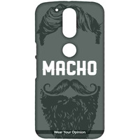 Macho - Sublime Case for Moto G4