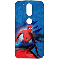 Spiderman Stance - Sublime Case for Moto G4