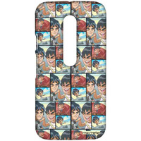 Sholay Comics - Sublime Case for Moto G3
