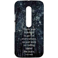 Under the Stars - Sublime Case for Moto G3