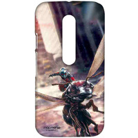 Antman Crusade - Sublime Case for Moto G3