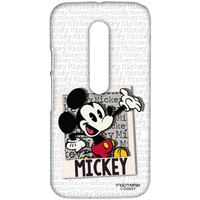 Hello Mr Mickey - Sublime Case for Moto G3