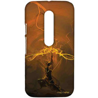 Abstract War Art - Sublime Case for Moto G Turbo