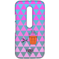 Masaba Cutting Chai - Sublime Case for Moto G Turbo