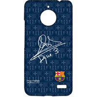Autograph Pique - Sublime Case for Moto E4
