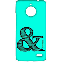 AND Teal - Sublime Case for Moto E4
