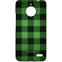 Checkmate Green - Sublime Case for Moto E4