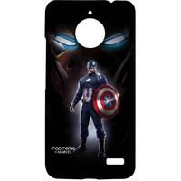 Watchful Captain America - Sublime Case for Moto E4