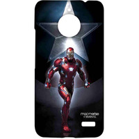 Watchful Ironman - Sublime Case for Moto E4