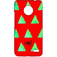 Masaba Red Cone - Sublime Case for Moto E4