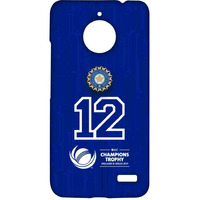India Number 12 - Sublime Case for Moto E4
