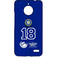 India Number 18 - Sublime Case for Moto E4