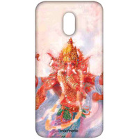 Colors of Ganesha - Sublime Case for Moto E3 Power