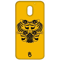 KR Yellow Tiger - Sublime Case for Moto E3 Power
