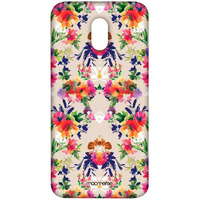 Floral Symmetry - Sublime Case for Moto E3