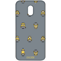 Upside Down Minions - Sublime Case for Moto E3