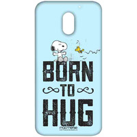 Born to Hug  - Sublime Case for Moto E3