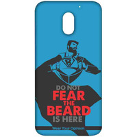 Super Beard - Sublime Case for Moto E3