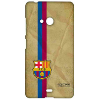 FCB Rustic - Sublime Case for Microsoft Lumia 540
