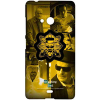 5 in One  - Sublime Case for Microsoft Lumia 540