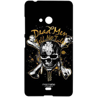 Skull Tales - Sublime Case for Microsoft Lumia 540