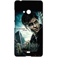 Harry Nowhere is Safe  - Sublime Case for Microsoft Lumia 540