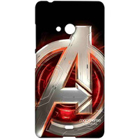 Avengers Version 2 - Sublime Case for Microsoft Lumia 540
