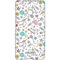 Dreamy Pattern - Sublime Case for Microsoft Lumia 540