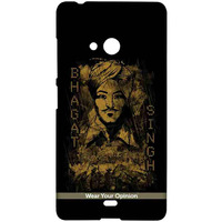 Bhagat Singh Series - Sublime Case for Microsoft Lumia 540
