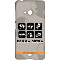 Commasutra - Sublime Case for Microsoft Lumia 540