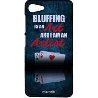 Art of Bluffing - Sublime Case for Lenovo Z2 Plus