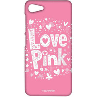 Love Pink - Sublime Case for Lenovo Z2 Plus