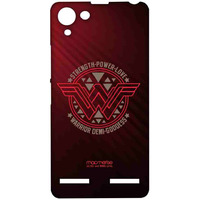 Wonder Woman Stamp - Sublime Case for Lenovo Vibe K5 Plus