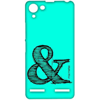 AND Teal - Sublime Case for Lenovo Vibe K5 Plus