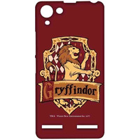 Crest Gryffindor - Sublime Case for Lenovo Vibe K5 Plus