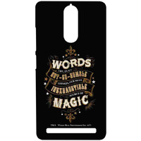Words and Magic  - Sublime Case for Lenovo Vibe K5 Note