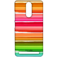 Colourful Brush Strokes - Sublime Case for Lenovo Vibe K5 Note
