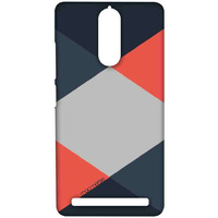 Criss Cross Coral - Sublime Case for Lenovo Vibe K5 Note