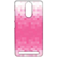 Pixelated Pink - Sublime Case for Lenovo Vibe K5 Note