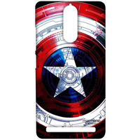Captains Shield Decoded - Sublime Case for Lenovo Vibe K5 Note