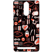 Lucys Weapons - Sublime Case for Lenovo Vibe K5 Note