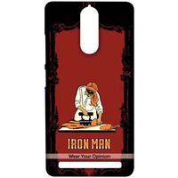 Iron man - Sublime Case for Lenovo Vibe K5 Note